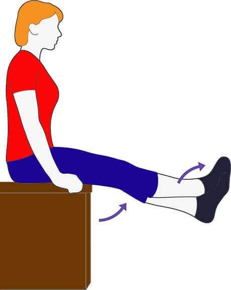 10 gyakorlat, amelyek megakadályozzák a térd kattogását és fájdalmát Gyakorlatok térdfájdalom ellen